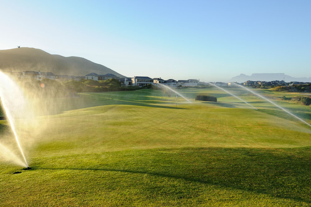 Projects @ Golf Courses - Turfmanzi Irrigation